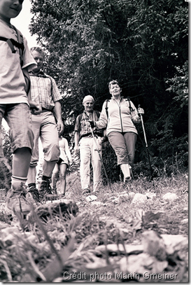 La randonnée, une activité accessible à tout âge