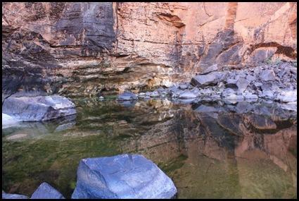 Eau pure - randonnée Kimberley