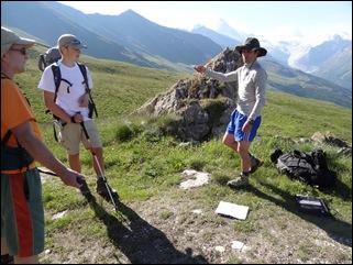 Stéphane Rouge, accompagnateur en montagne