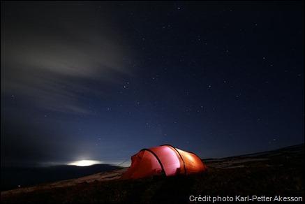 Camping sauvage en France et bivouacs