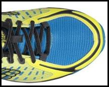 Mesh dessus chaussures Columbia Peakfreak