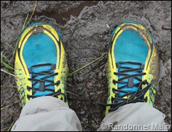 Test chaussures Columbia