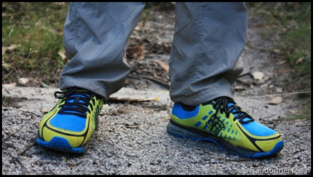 Test chaussures Columbia Peakfreak Low Outdry