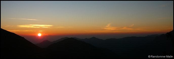 Lever de soleil, de Petra Piana