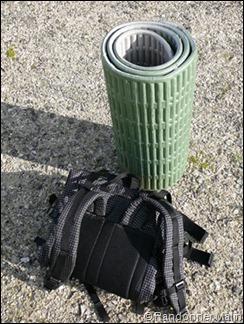Astuce pour rigidifier un sac sans armature