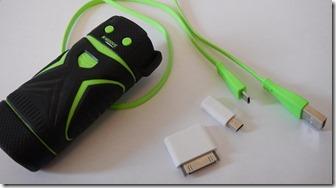 Accessoires disponibles avec la batterie X-Moove Powergo Rugged