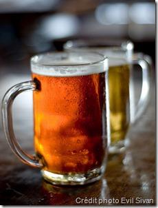 Bière de récupération