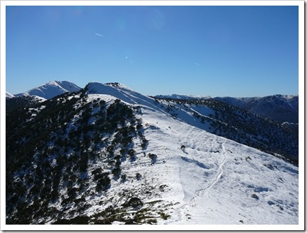 Mount Feathertop et Razorback