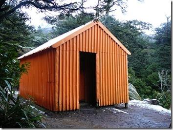 Refuge Nouvelle-Zélande Extérieur