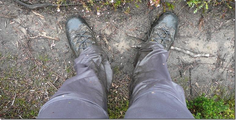 Importance de protéger ses jambes de la pluie