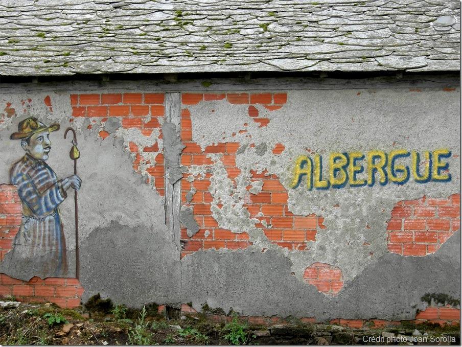 Albergue - Saint-Jacques de Compostelle