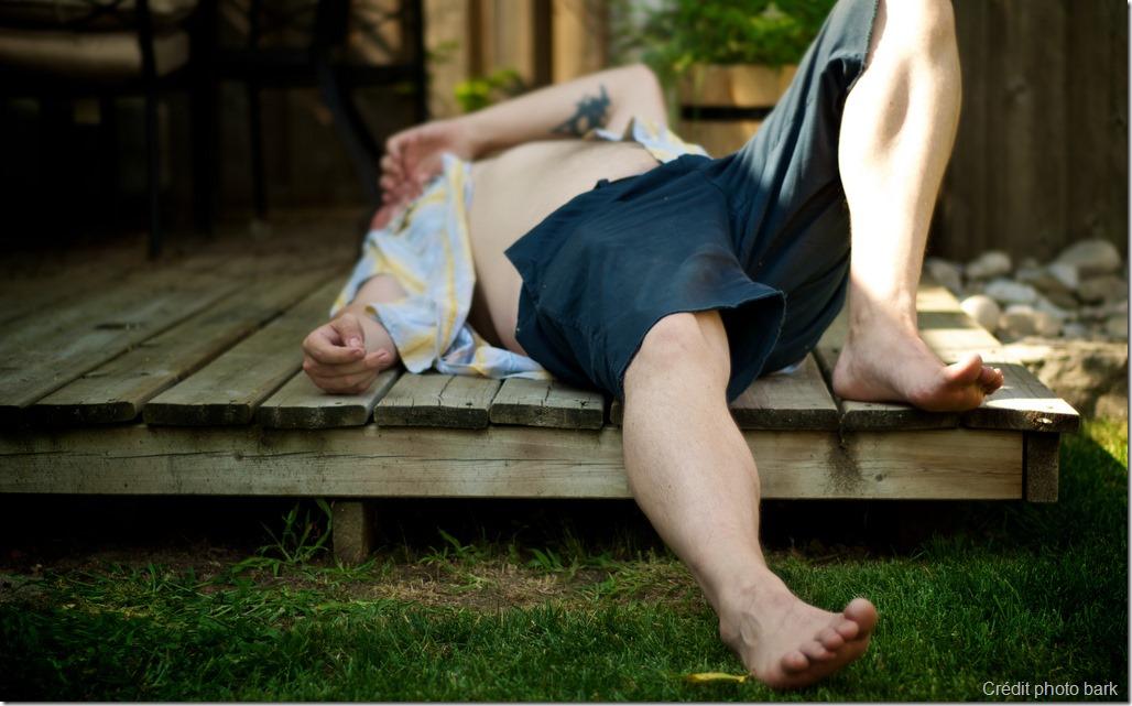 Préparation physique randonnée - fatigue