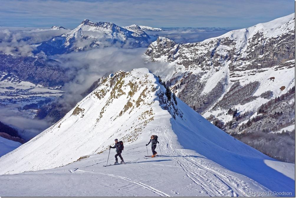Ski de randonnée - préparation physique randonnée