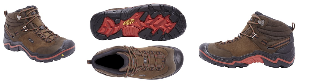 Keen Wanderer WP - chaussures de randonnée
