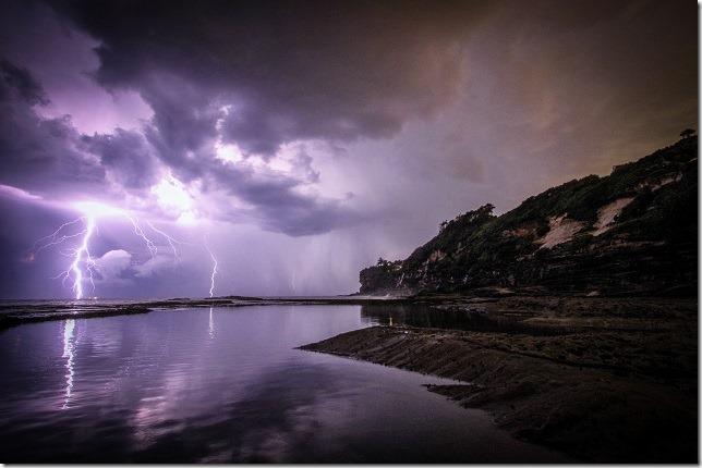 randonnée-orage