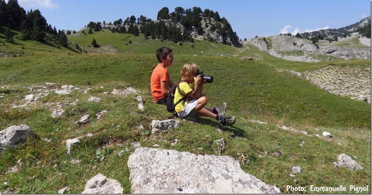 enfants-montagne