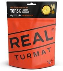Real Turmat - Morue à la crème de curry