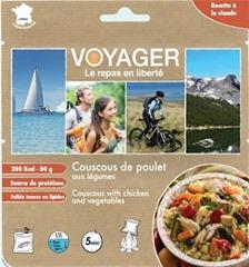 Voyager - Couscous de poulet aux légumes