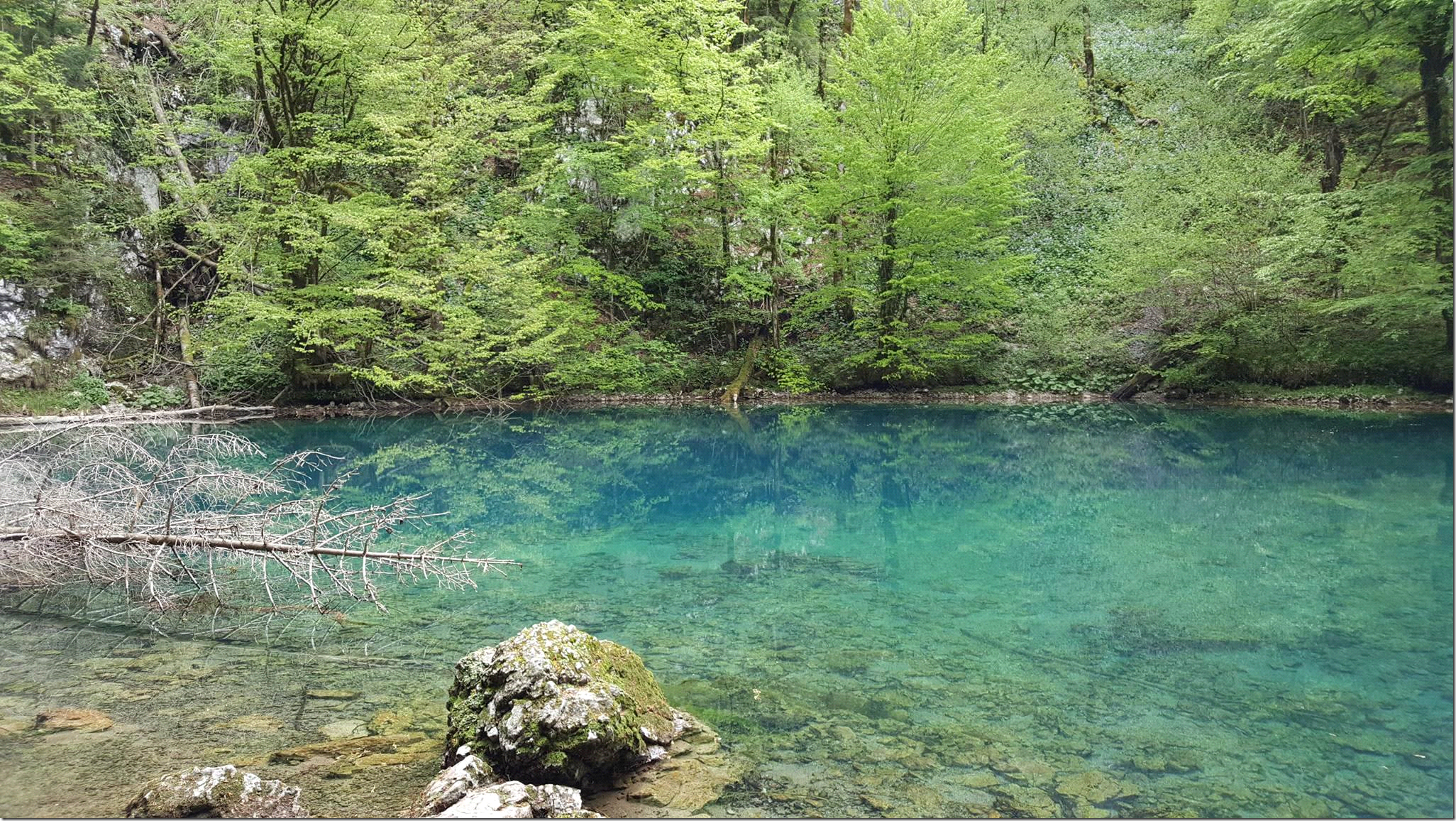 Via Dinarica - Kupa River