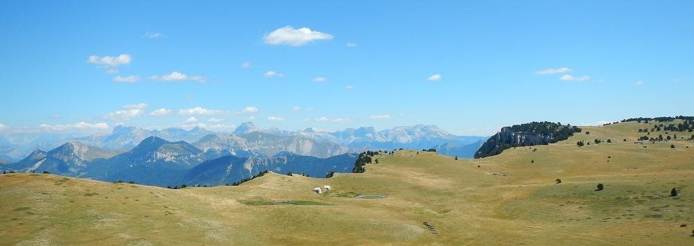 Exemple de préparation d'une randonnée de plusieurs jours – Traversée des Hauts-Plateaux du Vercors