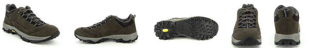 Test Berghen Grasse - chaussures randonnée