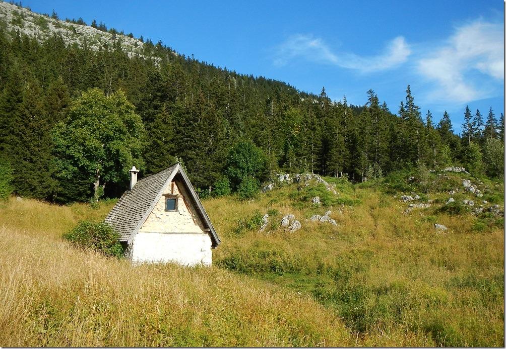 Cabane de la Carrette