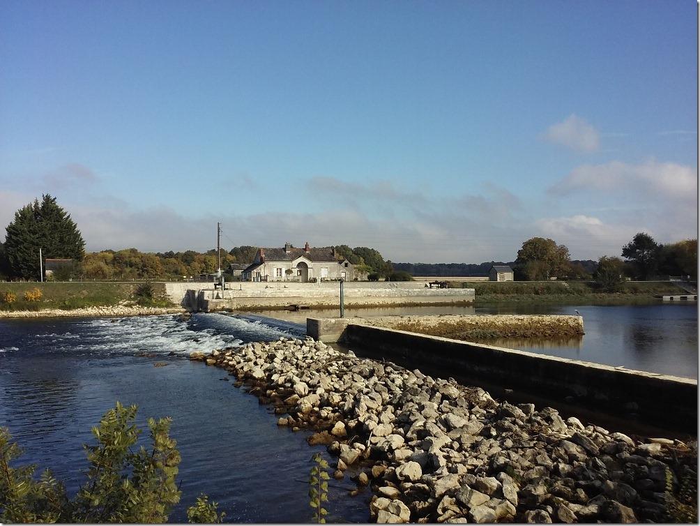 GR41 - Barrage à aiguilles
