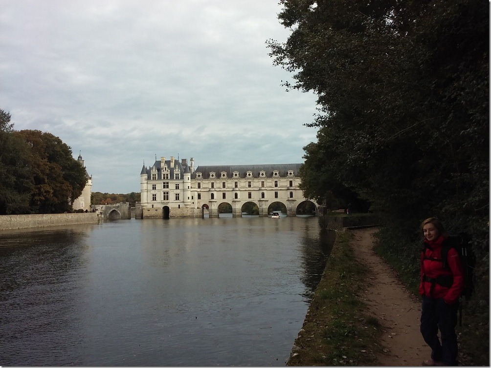 GR41 - Château de Chenonceau