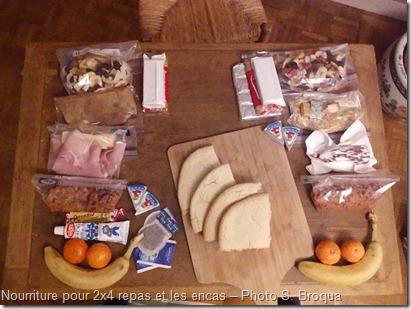 GR41 - Nourriture