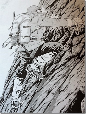"""Critique de la série de mangas """"Le sommet des Dieux"""""""
