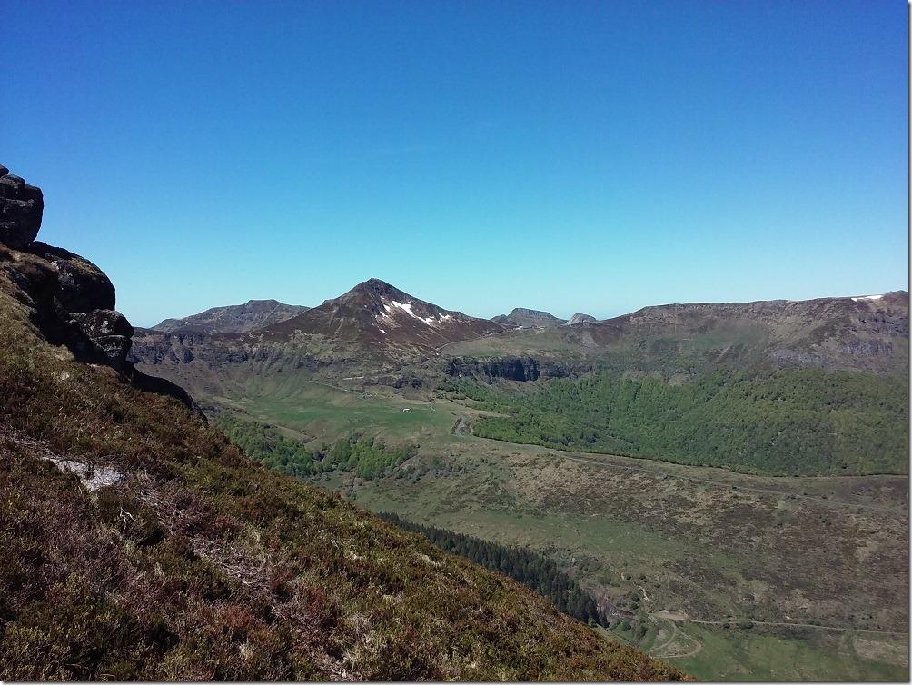 Puy Mary - randonnée