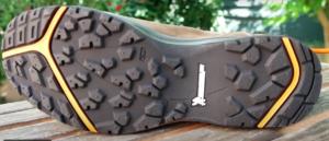 Semelle Michelin chaussure randonnée