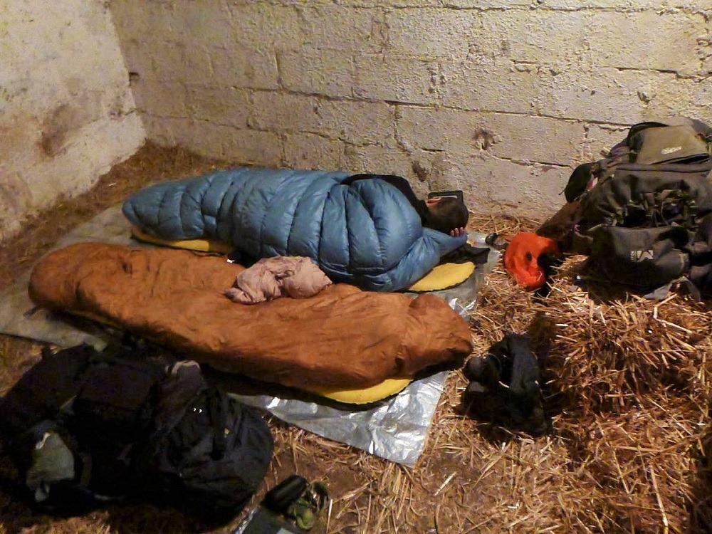 L'hospitalité nous offre chaque soir de nouveaux endroits insolites où dormir