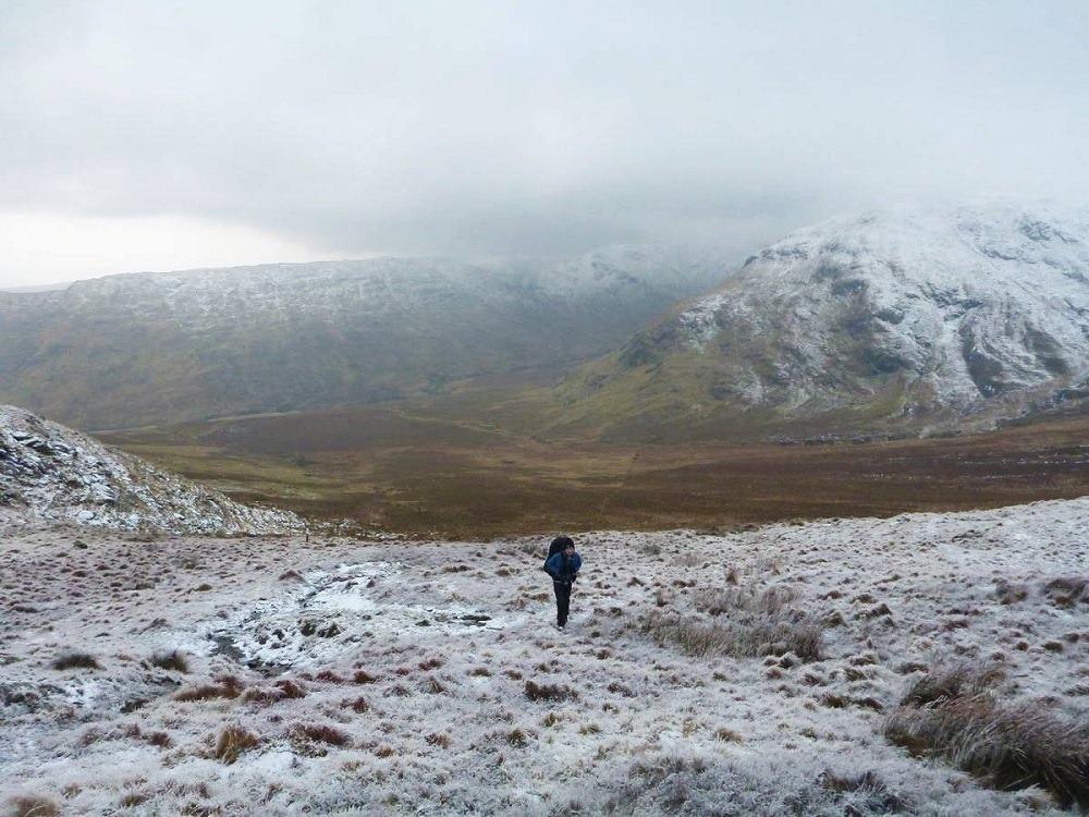 Traversée de l'Europe : l'Irlande en plein hiver reste froide