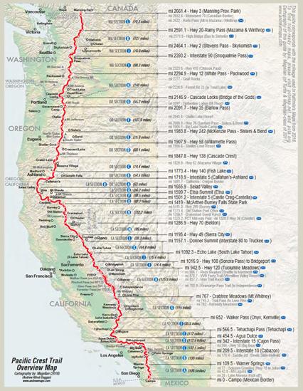 Wild Cheryl Strayed - Pacific Crest Trail