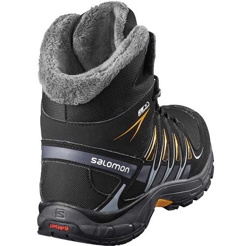 Chaussures randonnée neige doublure
