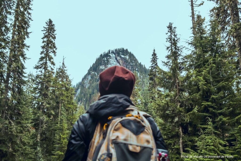 Le kilomètre effort : une notion qui permet de déterminer la difficulté physique d'une randonnée.
